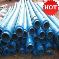 HOT PRODUCT Flow Channel Metal Corrugated Pipe Concrete Pump Rubber Hose Factory In Hebei ProvinceChina