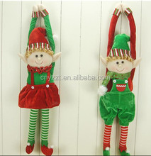 plush hanging plush fairy/hanging christmas fairy/wholesale from china