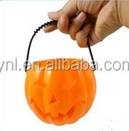 Accesorios de halloween calabaza malvada linterna