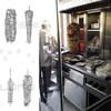 Commercial Shawarma Grill Machine