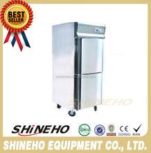 Combi Refrugerators/Home Fridges/2 door commercial kitchen refrigerator