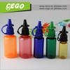 2015 wholesale plastic squeeze bottle, 30ml empty plastic bottle, plastic bottle cap seal