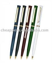 new twist action slim hotel pen