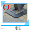 High density polyethylene ultra-high molecular weight cantilever crane pad excellent properties