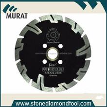 4'' Diamond Stone Cutting Saw Blade For Cutting Machine