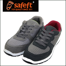 Sport style light weight work land safety shoes
