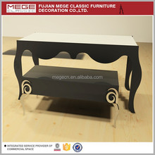 Unique Design Wooden Clothes Display Stand For Shop