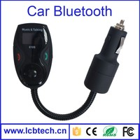 A2DP Bluetooth Receiver Hands-Free Car Kit Wireless Music FM Transmitter/MP3 bluetooth a2dp receiver with Low price