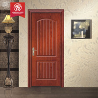 Hot Selling China Cheap Modern Bedroom pvc coated wood door