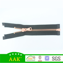 Dresses for women latest dress designs adapted 5# O/E rose gold zippers