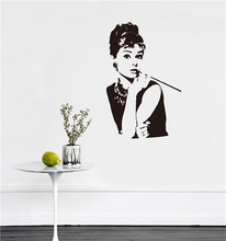 2015 New arrival living women room decor 3d wall stickers
