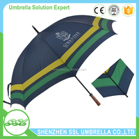 "30"" x 8K hight quality golf wooden umbrella parts"
