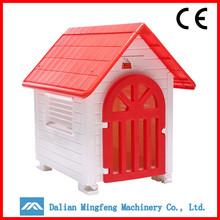 China cheap plastic waterproof dog kennel