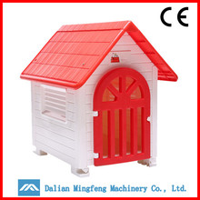 China cheap plastic waterproof dog kennel