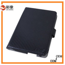 China online selling genuine leather case for iPad 2 3 4 case with card holder, 360 Rotating Leather Smart Cover for ipad