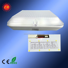 2015 new hot-selling 18W outdoor emergency led light recharge ceiling