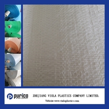 Viola feed sacks/polypropylene wowen fabrics/flour sack fabric for a range of chemical, feed, packaging industrial applications