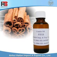 Cinnamon oil flavoring