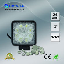 HOT SALE 24W LED Work Light with Hook and Magnet