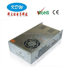 AC/DC Adapter Led driver300w led power source, Metal Case LED Adapter