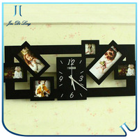 2016 Hot Selling Sun Shaped Decorative Wall Clock For Promotion