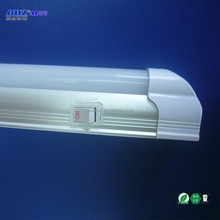 New hot!!!LED switch tube light T5 0.6m one-piece 8watt LED made in China