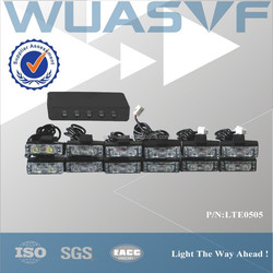 GIII LED warning light with PC material