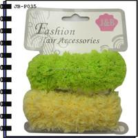 Fashion Hair Bun Accessories,Ponytail Holder For Ladies
