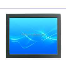 23.6 inch Open Frame LCD Monitor,IR touch screen monitor supported Android/Win system