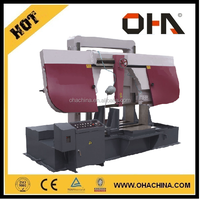 "INTL ""OHA"" Brand H-650 Gantry Column CNC Sawing Machine, sliding table saw, taffy cut and wrap machine"