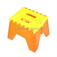 2015 High Quality Melamine Plastic Folding Chair/Bench/Stool for