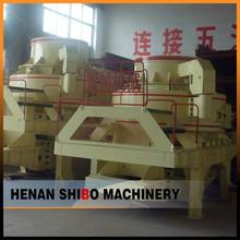 Henan Shibo vsi sand making machine/sand maker, vsi stone crusher