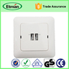 84*84mm USB Wall Charger Outlet
