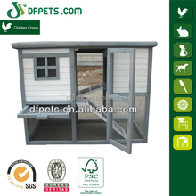 Egg Laying Chicken House With Ventilation DFC027
