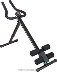 AB Flyer,abdominal muscle trainer , Home gym equipment ,XK001