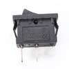 Wholesale 1Pcs 2Pin Snap-in On/Off Rocker Switch Control Black