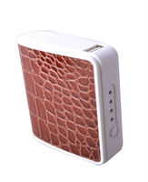 Z-533 Zooming Business use universal portable power bank charger 6600mah