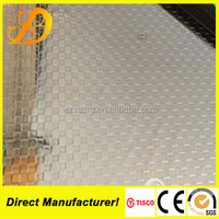Embossed 316L Stainless steel plate and coil products