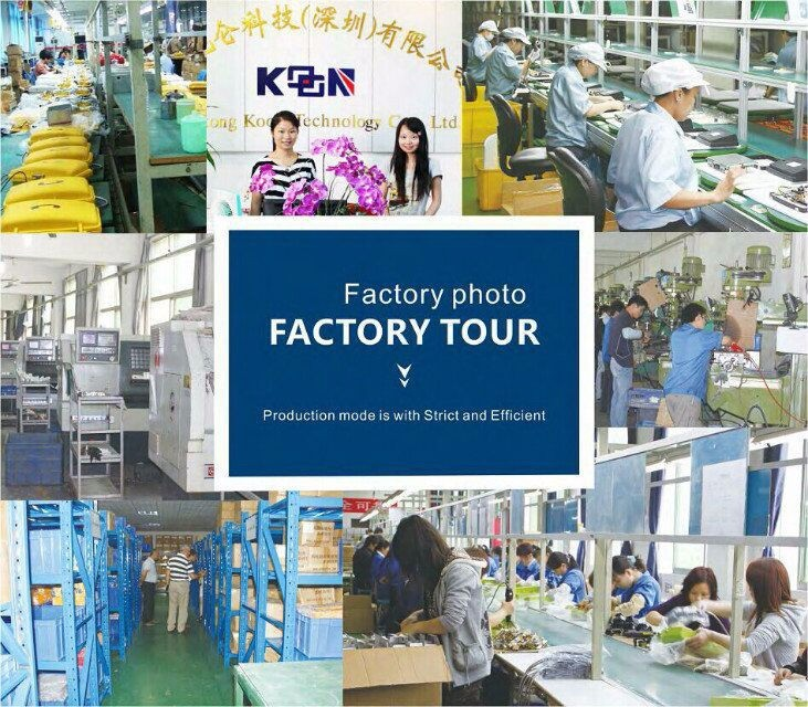 kntech factory photos industrial telephone