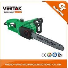 Garden tools leader cordless petrol chain saw wood cutting machine