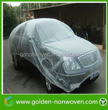 eco-friendly 100% pp spunbonded non woven fabric for car sunscreen with high quality