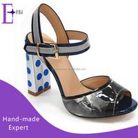 fashion new style high heel shoes 2015 ladies korean high heel sandal shoes