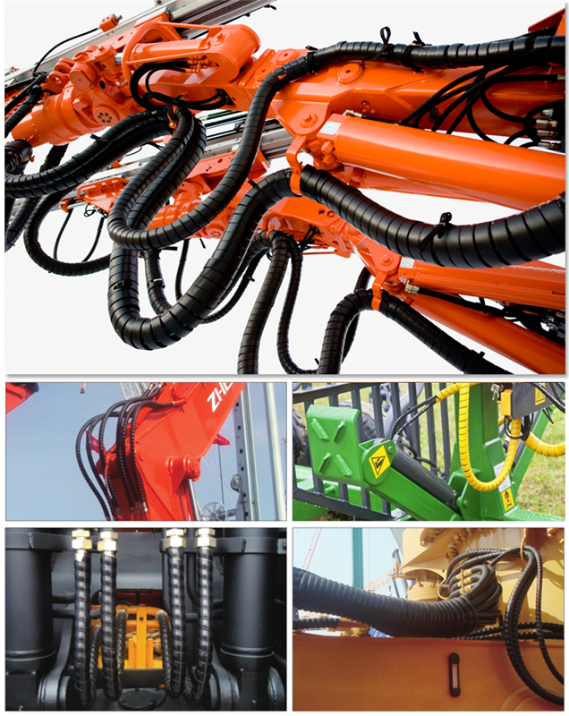 hydraulic-hose-protection