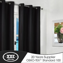 21 years curtain factory TOP Hot selling blackout curtain