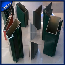 Extruded Aluminum Alloy To Make Windows and Doors