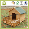 SDD10 outdoor waterproof dog house with balcony