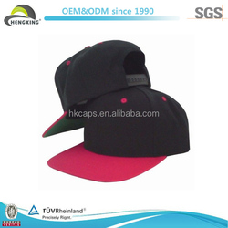 New Products 2014 Promotional Blank Custom Snapback Hats Caps Wholesale