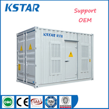 1500kw dc to ac frequency pure sine wave solar inverter, 3 phase inversor solar with mppt charge for solar system, CE TUV