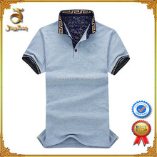 2015 Wholesale Clothing Design Custom T Shirt Printing Your Own Brand Men's Polo T Shirt