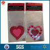 Valentine's shaped cone bag treat bag small plastic bag for candy